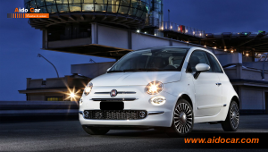 location Fiat 500 automatique casablanca