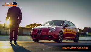 location Alfa Romeo Giulietta a casablanca