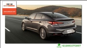 location hyundai elantra casablanca