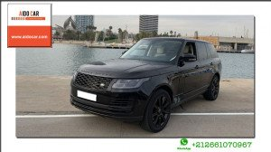 location range rover vogue casablanca