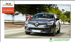 location renault clio 4 casablanca